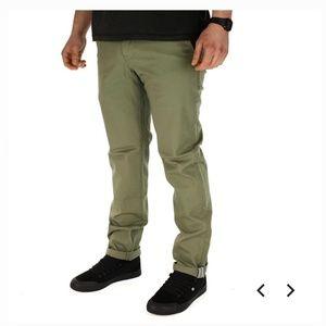 980b9272bca Levi s Pants - Levi s 511 Slim Fit Commuter Lichen Green Trouser